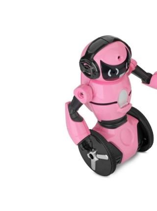 Робот WL Toys F1 на радиоуправлении с гиростабилизацией розовый SKL17-139958