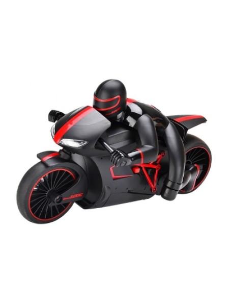 Мотоцикл Crazon 333-MT01 на радиоуправлении, масштаб 1к12, красный SKL17-139961