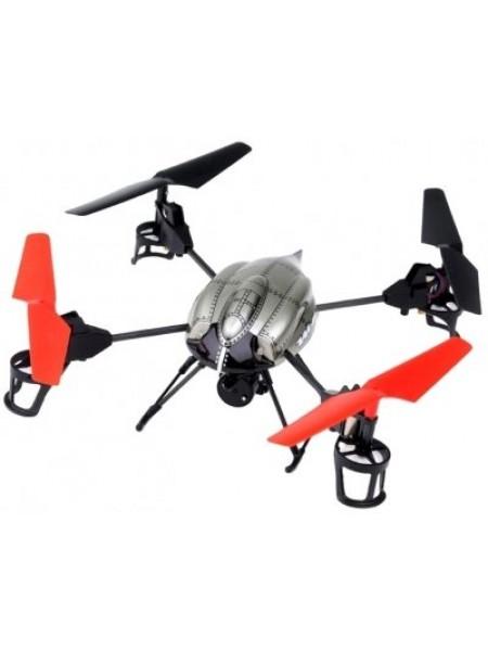 Квадрокоптер WL Toys V979 Spray на радиоуправлении 24ГГц водяная пушка SKL17-139795