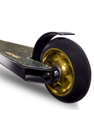 Самокат SportVida Stunt RS9 SV-WO0004 Black-Gold SKL41-227193