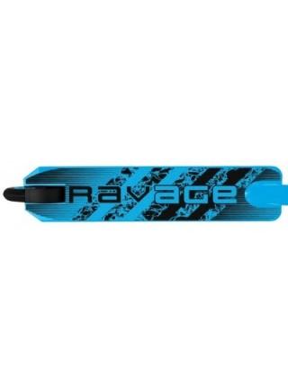 Самокат SportVida Ravage SV-WO0007 Black-Blue SKL41-227424