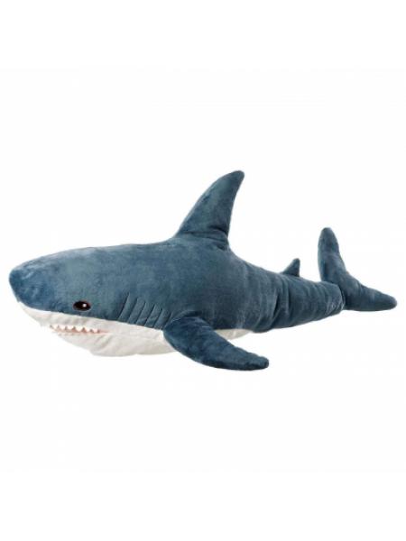 Мягкая игрушка акула SKL11-278553