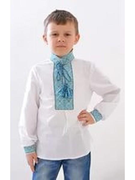 "Рубашка-вышиванка для мальчика ""Ярослав"""