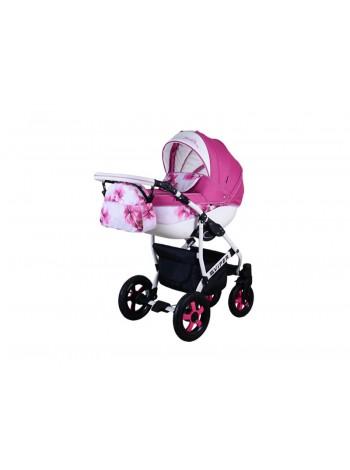 Детская коляска  VIPER FRESH VF-93, 2 в 1 розовая