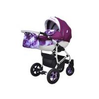 Детская коляска VIPER FRESH VF-94, 2 в 1 фиолетовая