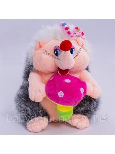 Мягкая игрушка Ежик