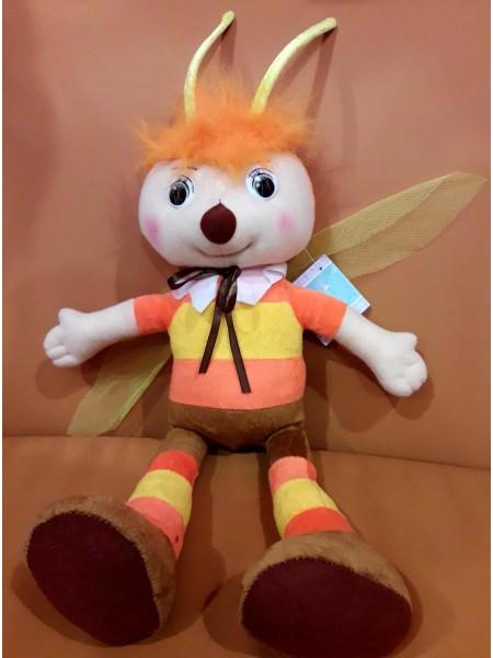 """Мягкая игрушка """"Пчеленок"""" из Лунтика,  48 см"""