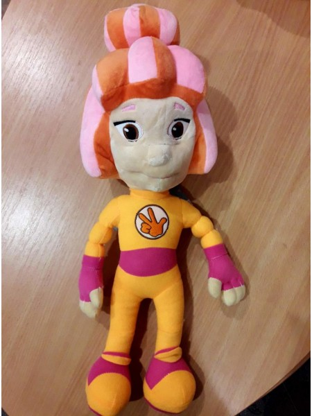 """Мягкая игрушка """"Симка"""" из Фиксиков, 45 см"""