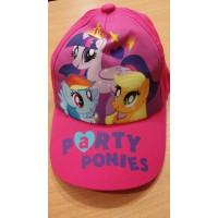Кепка летняя для девочки Маленькие Пони