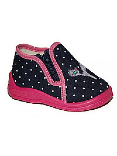 Тапочки мокасины для девочки