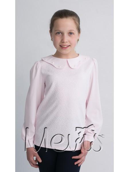 Школьная нарядная блузка